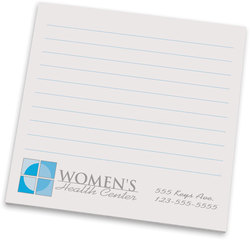 "445 - Post-it Note Pad - 4"" x 3-15/16"" x 50 sheets"